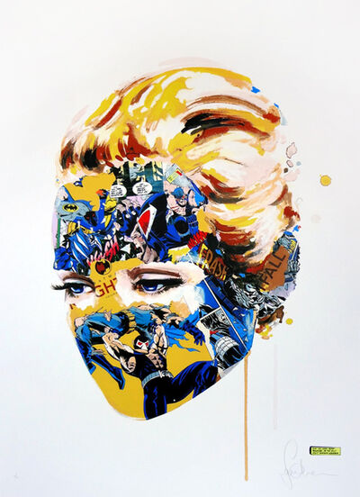 Sandra Chevrier, 'The Cage: Dark heart', 2015