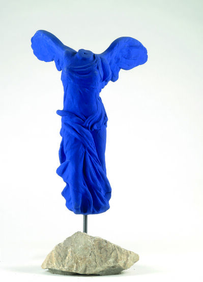 Yves Klein, 'Samothrace Victory', Work created by Yves Klein in 1962 – Posthumous edition from 1973