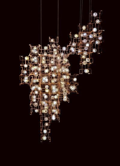 Studio Drift, 'Fragile Future Light Sculpture 3.5', 2011