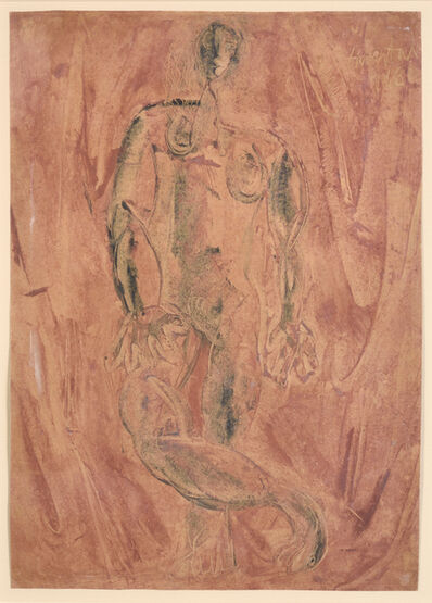 Simon Hantaï, 'Untitled', 1946