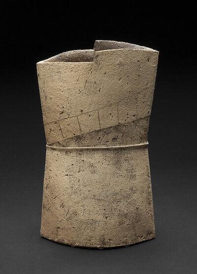 Keiichi Shimizu  清水圭一, 'Vase Form No. 7', 2013