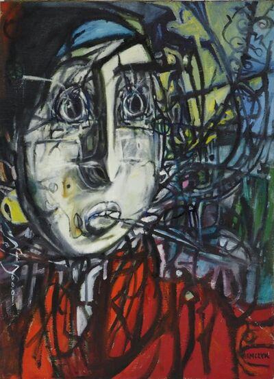 Krzysztof Niemczyk, 'Untitled (Portrait)', 1968