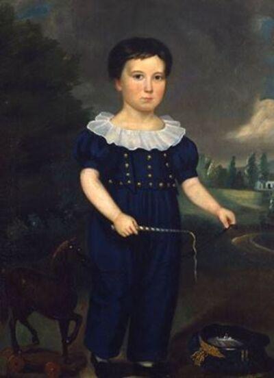 Unknown Artist, 'Portrait of John f. Anderson', ca. 1830
