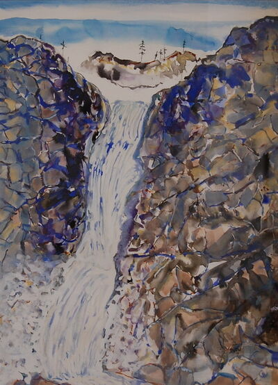 Jay Welden, 'Waterfall #6', 2018