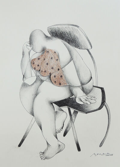 Shrutika Gosavi, 'A Comfort Chair 3', 2019