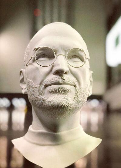Sebastian Errazuriz, 'Steve Jobs Bust', 2018