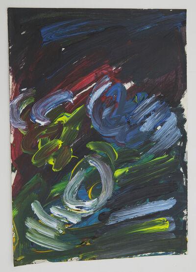 Hassan Sharif, 'Acrylic', 2008