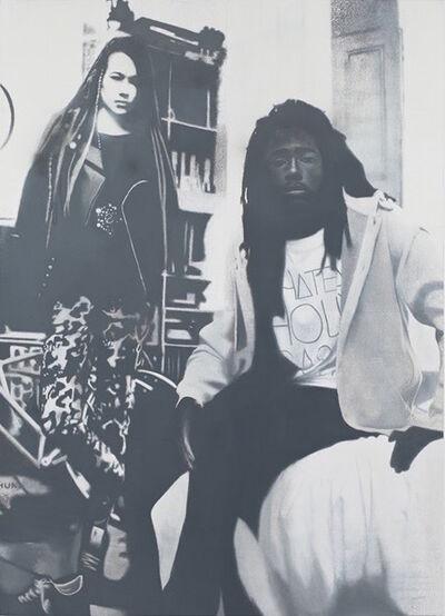 Alan Michael, 'Streetwear in Drapers V', 2011