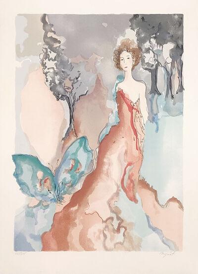 Jane Bazinet, 'LE FEMMES DU BAZINET (PLATE 2)', 1987