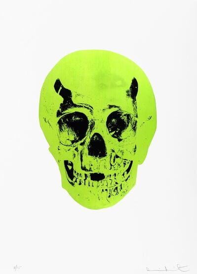 Damien Hirst, 'The Dead (Lime Green/Racing Green)', 2014