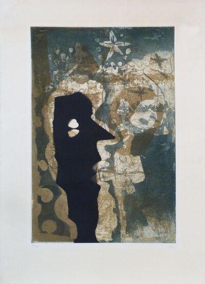 Antoni Clavé, ' Roi Noir', 1967