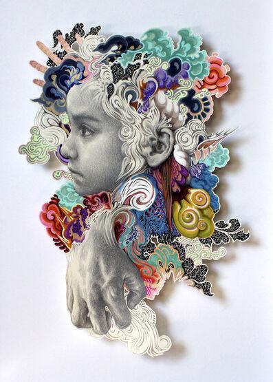 Jung Hee Mun, 'Embedded Amphibious Heart', 2010
