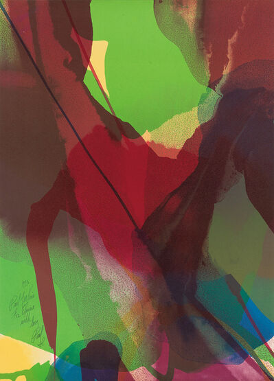 Paul Jenkins, 'Untitled', 1975