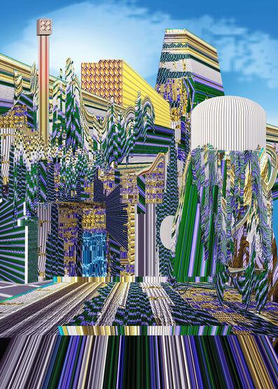 Almagul Menlibayeva, 'Future Electric City'