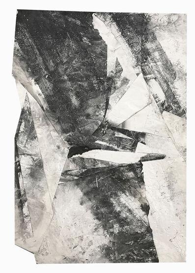 Zheng Chongbin 郑重宾, 'Analogy of the Divided Line 分界线的类推', 2017