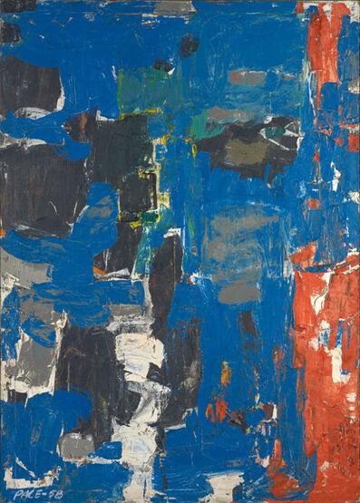 Stephen Pace, 'Untitled (58-26)', 1958