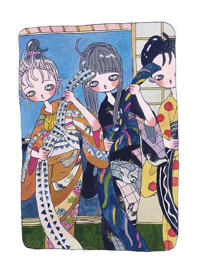 Aya Takano, 'Future Daily Morning Routine', 2020