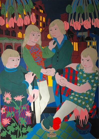 Norman Gilbert, 'Children's Dance ', 1968