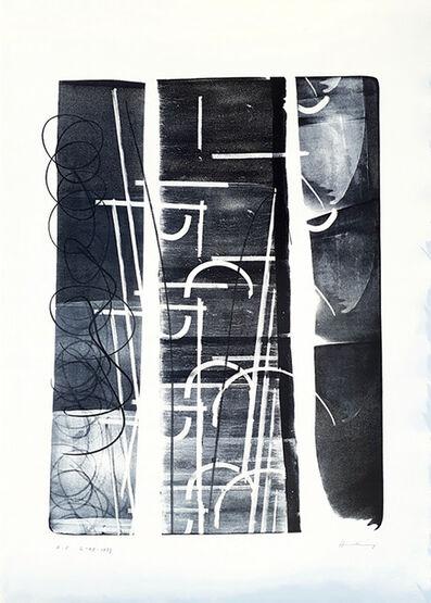 Hans Hartung, 'L-49-1973', 1973