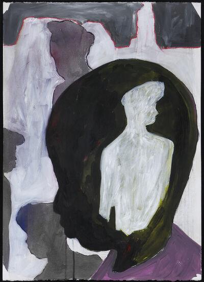 Thina Dube, 'Colouring book', 2020