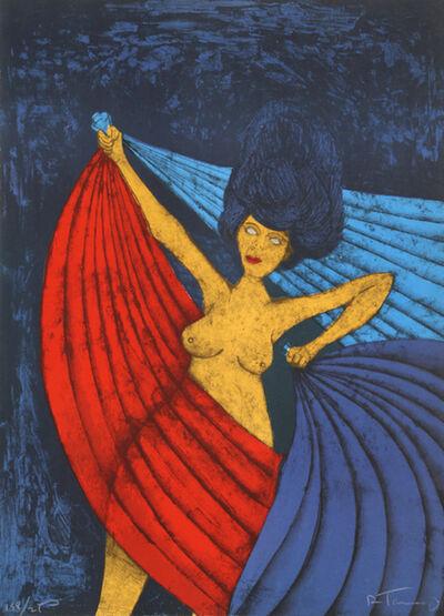Rufino Tamayo, 'Salome', 1984