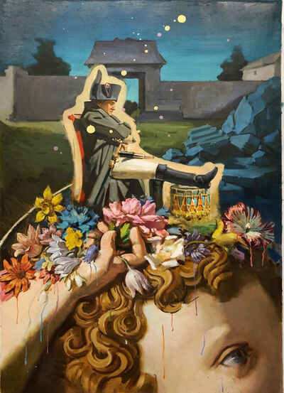 Arsen Savadov, 'Odyssey', 2018