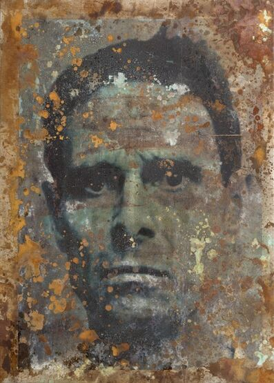 John Keane, 'Twelve Selves (Selve Seven)', 2017