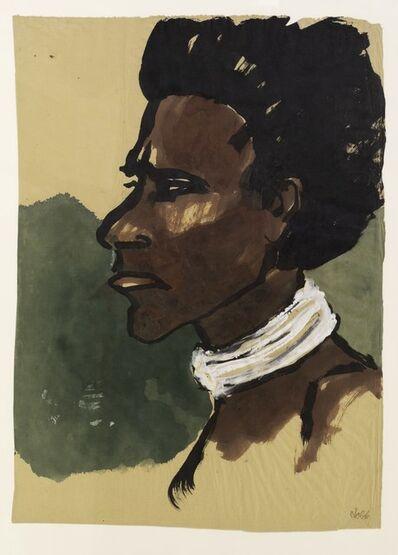 Emil Nolde, ' Suedseekopf', 1913-1914
