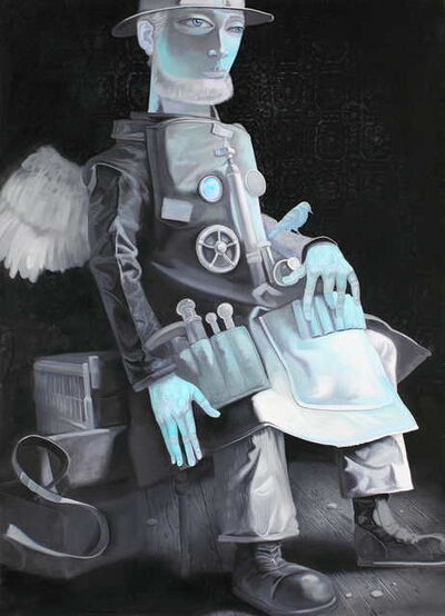 Xiong Yu, 'The Silent Artisan', 2014