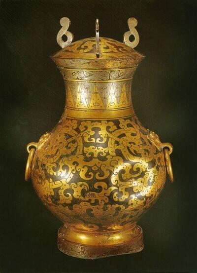 'Hu form vase', 206 BC -220 AD