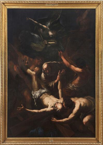Giovanni Beinaschi, 'The Martyrdom of Saint Peter'