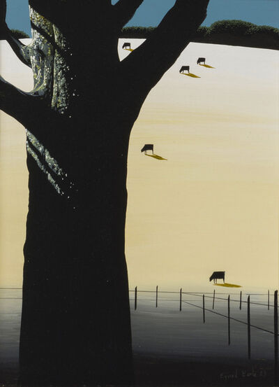 Eyvind Earle, 'Big Tree', 1969