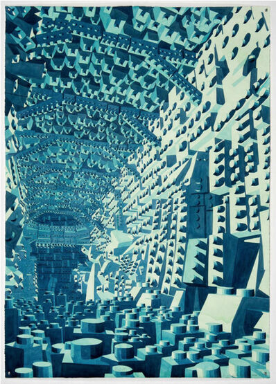 Dagoberto Rodríguez, 'Túnel M', 2020