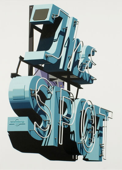 Robert Cottingham, 'The Spot', 1978