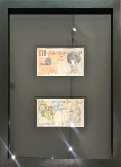 Banksy, 'Di Faced Tenner ', 2004