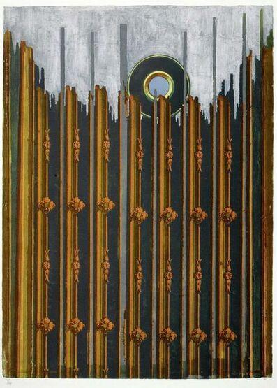 Max Ernst, 'Mur et Soleil ', 1970