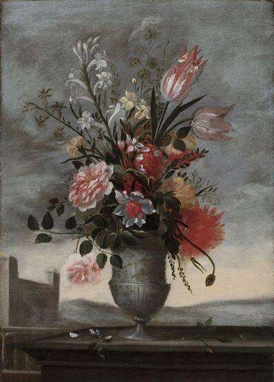 Pedro de Camprobin, 'Pair of still life', Not dated