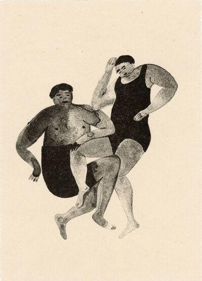 Sandra Wang and Crockett Bodelson SCUBA, 'Knee Up', 2016