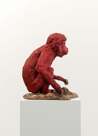 Lisa Roet, 'Red Monkey', 2020