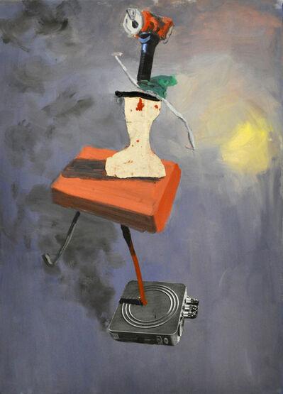 Fritz Bornstück, 'ezechiel', 2015
