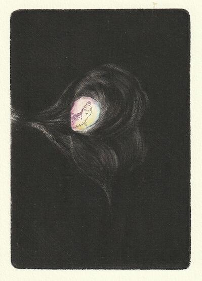Maho Kino, 'King of the black lily', 2020