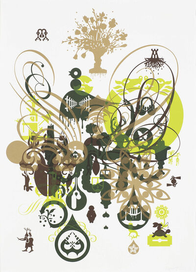 Ryan McGinness, 'Soma 4', 2012