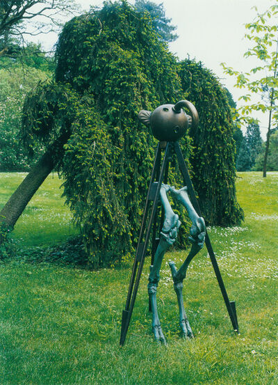 Daniel Spoerri, 'Tintin l'elefante ', 1993
