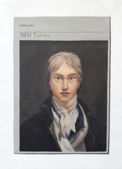 Hugh Mendes, 'Obituary: JMW Turner', 2018