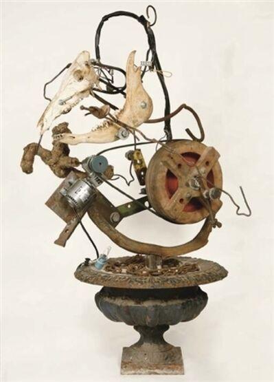 Jean Tinguely, 'Proletkunst No. 4', 1989