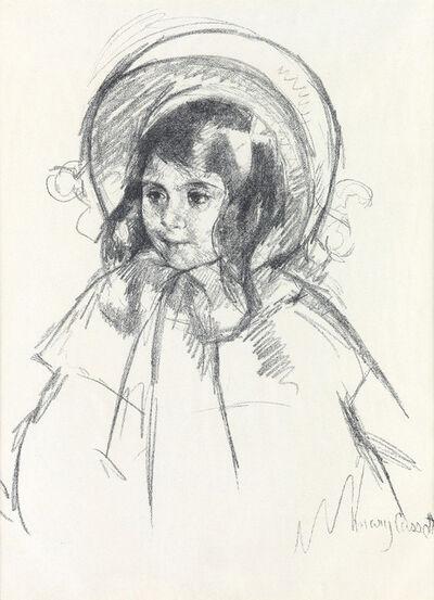 Mary Cassatt, 'Sara Wearing her Bonnet and Coat', circa 1904