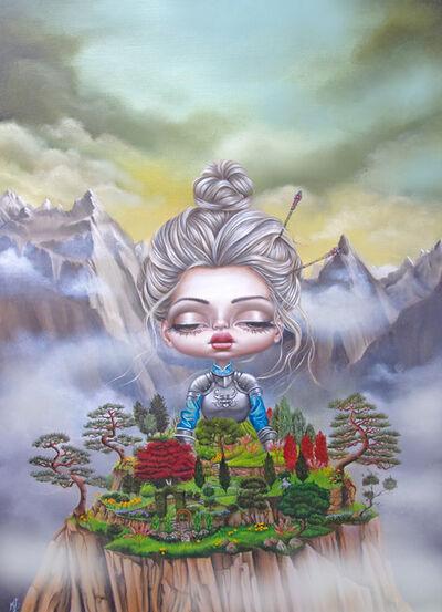 Marie Larkin, 'The Zen of a Well Tended Garden', 2019