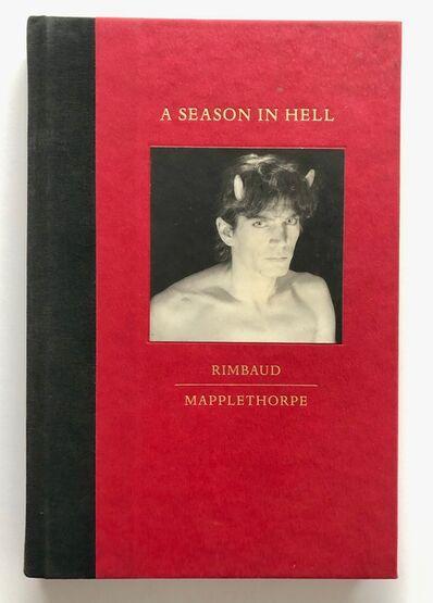 Robert Mapplethorpe, 'A Season in Hell', 1986