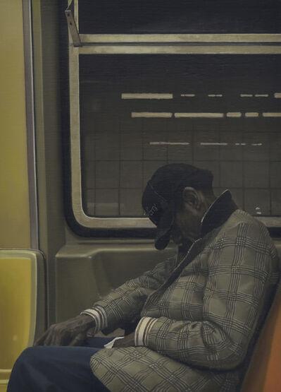 Yongjae Kim, 'Late Night Train ', 2019