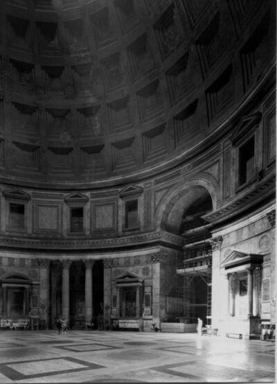 "Thomas Struth, 'Pantheon Interior ""Roma 1988""', 1988"
